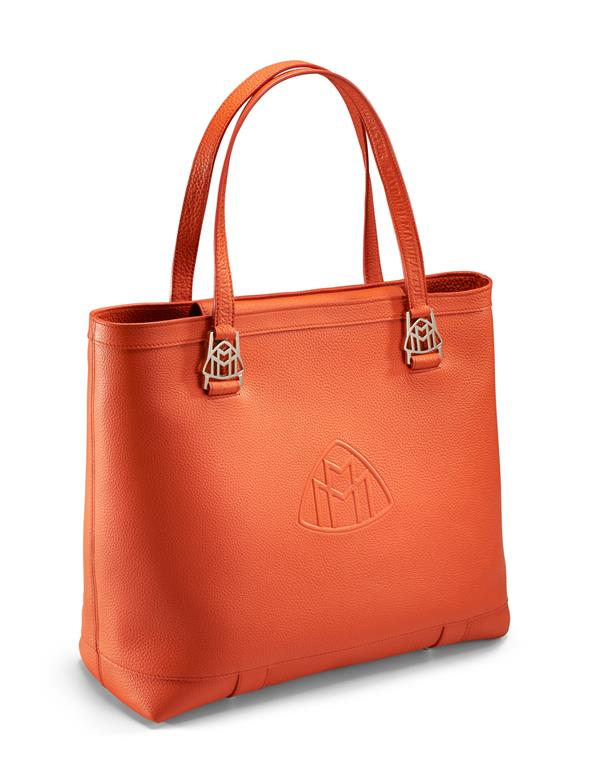 OPTIC HOUSE_MAYBACH Boutique 81 'THE ICON I' Handbag orange
