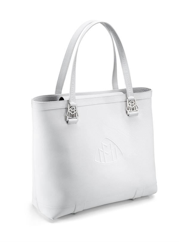 OPTIC HOUSE_MAYBACH Boutique 80 'THE ICON I' Handbag white