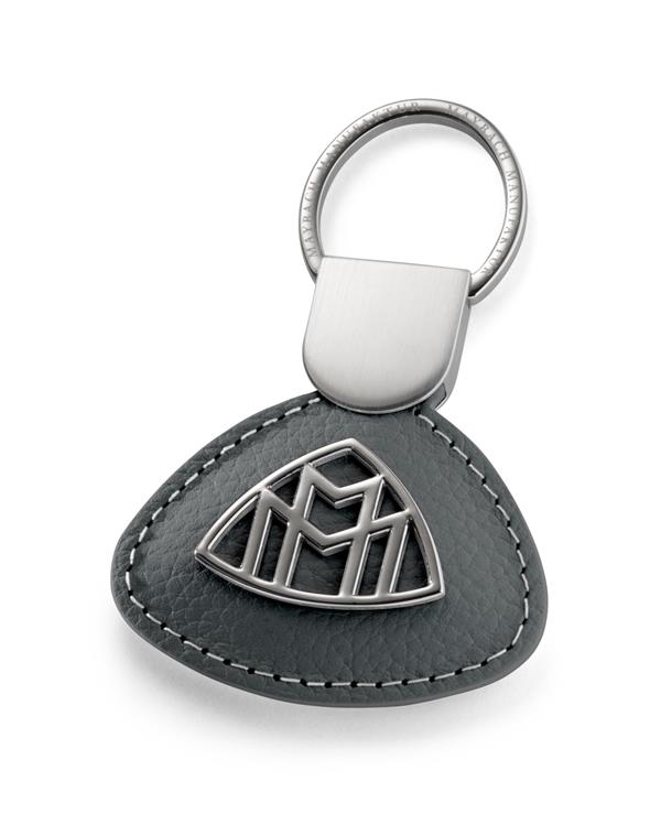 OPTIC HOUSE_MAYBACH Boutique 79 'THE RELEASE I' Keyring titanium grey pearl