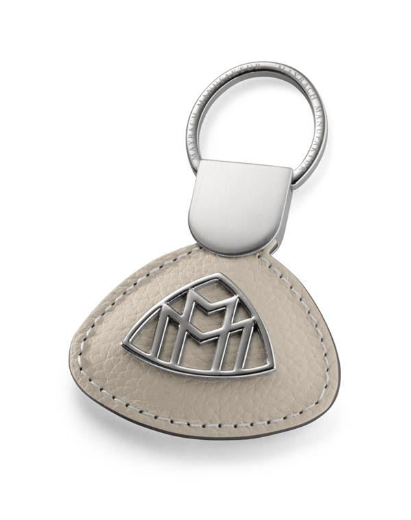 OPTIC HOUSE_MAYBACH Boutique 75 'THE RELEASE I' Keyring silk beige