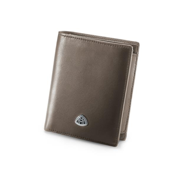 OPTIC HOUSE_MAYBACH Boutique 60 'THE TREASURER II' Wallet medium nut brown_1