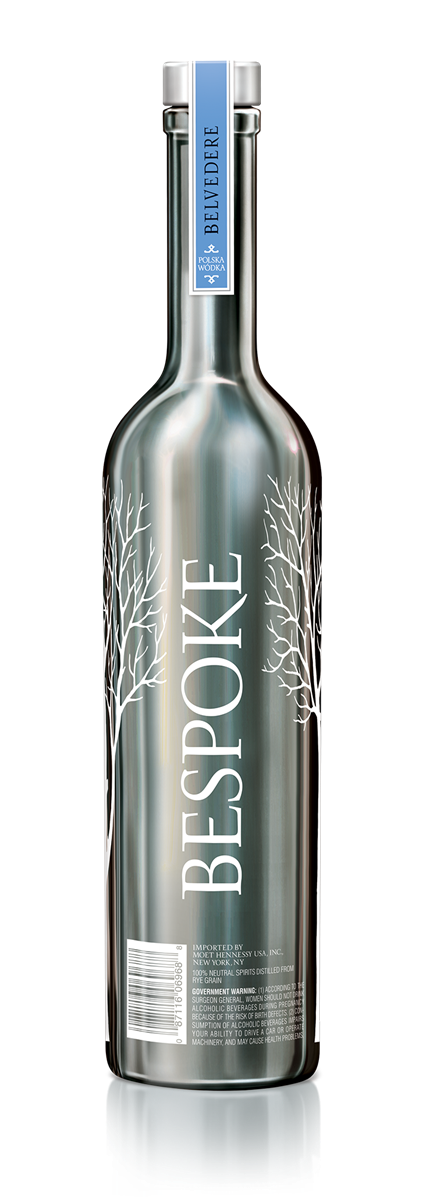 BELVEDERE VODKA Bespoke Bottle 02 01