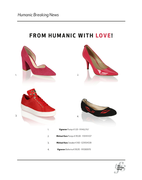 HUMANIC Valentinstag Online