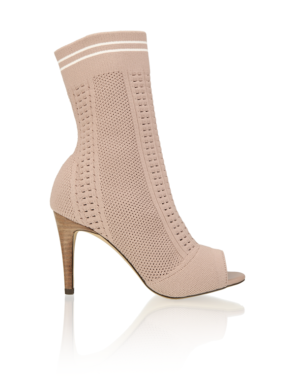 HUMANIC 12 Kate Gray Mesh-Heels EUR 69,95 1243606017
