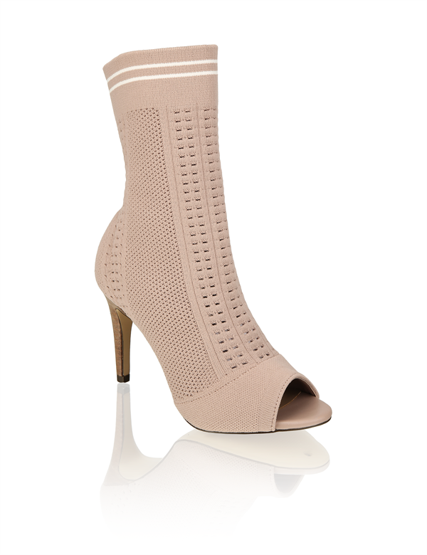 HUMANIC 11 Kate Gray Mesh-Heels EUR 69,95 1243606017