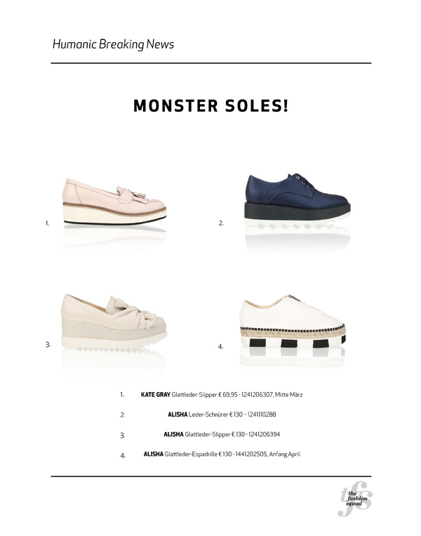 HUMANIC Monster Soles_Online
