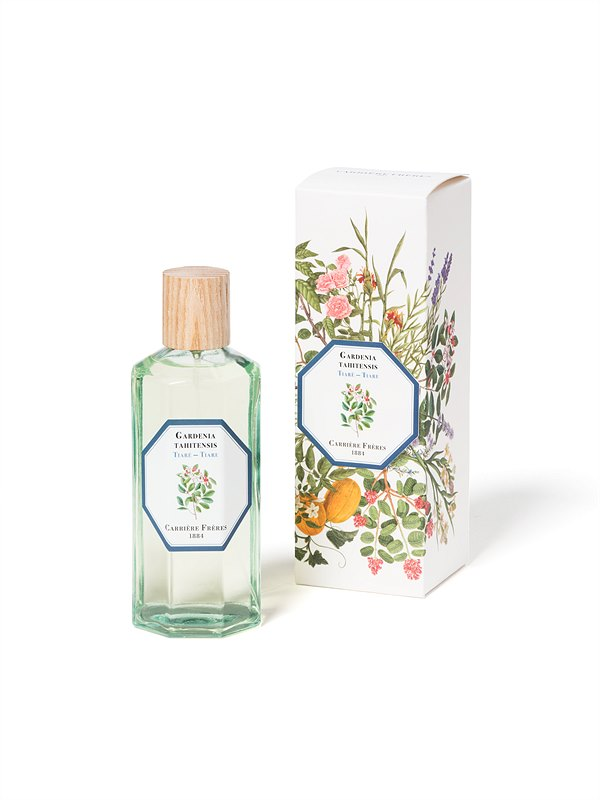 Carrière Frères - Room Spray + Pack - Tiare