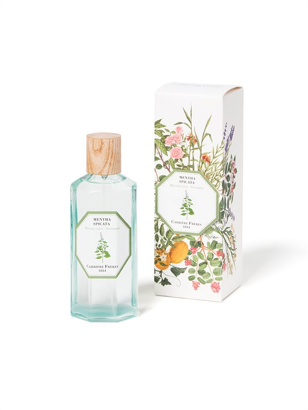 Carrière Frères - Room Spray + Pack - Spearmint