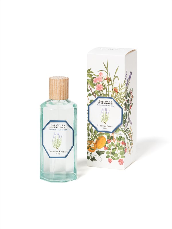 Carrière Frères - Room Spray + Pack - Lavender