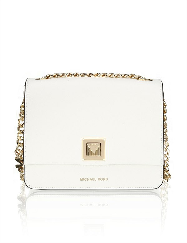 HUMANIC 02 Michael Kors Glattleder-Mini Bag EUR 275 6111401035
