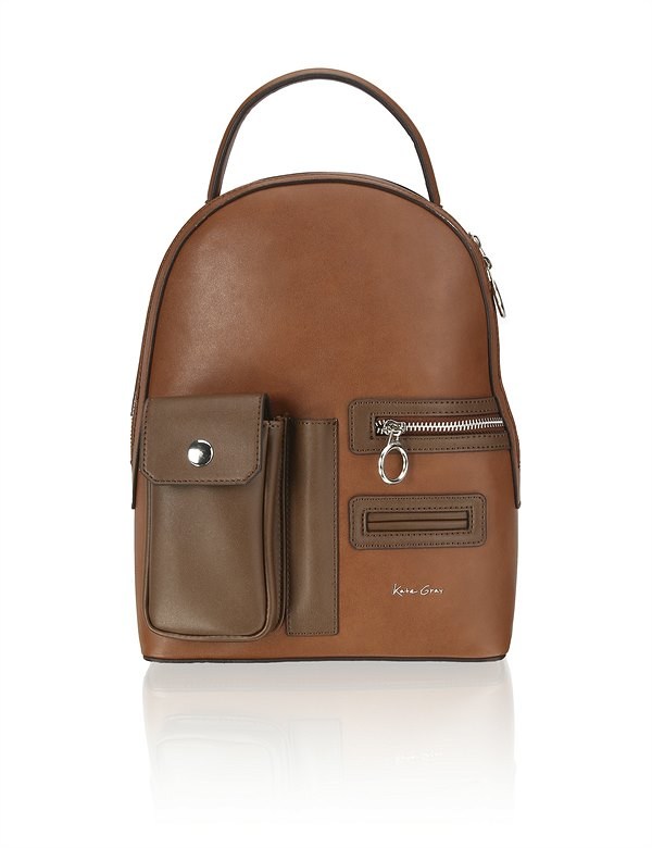 HUMANIC 46 Kate Gray Rucksack EUR 59,95 6131502103