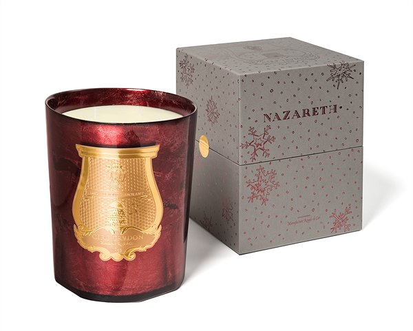 Cire Trudon - Christmas collection 2019 - Nazareth 3kg candle + box EUR 389 (c) Zweigstelle