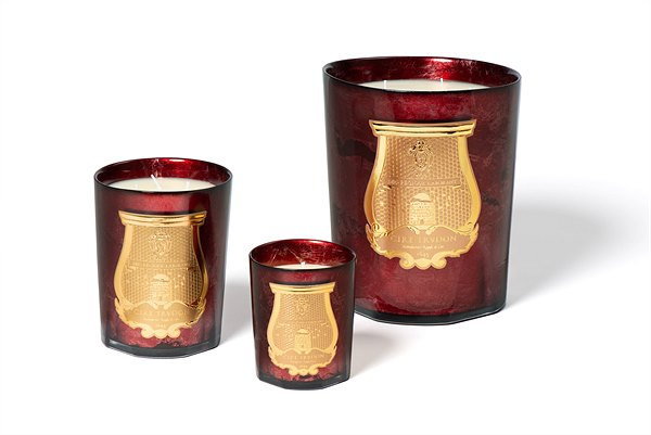 Cire Trudon - Christmas collection 2019 - Nazareth 3 sizes (c) Zweigstelle