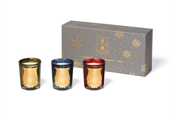 Cire Trudon - Christmas collection 2019 - Gift box (c) Zweigstelle