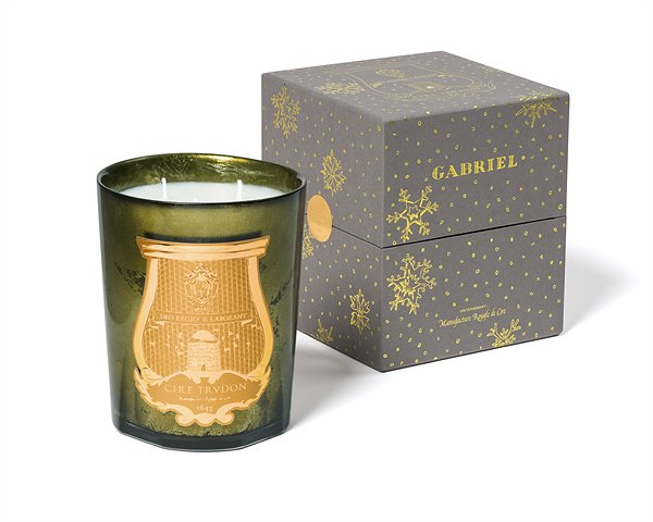 Cire Trudon - Christmas collection 2019 - Gabriel Intermezzo + box EUR 179 (c) Zweigstelle