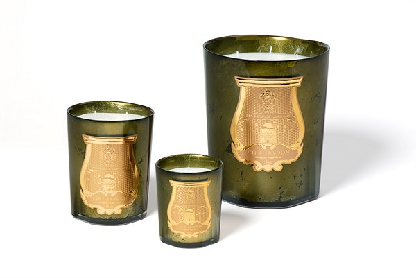 Cire Trudon - Christmas collection 2019 - Gabriel 3 sizes (c) Zweigstelle