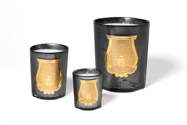 Cire Trudon - Christmas collection 2019 - Ernesto 3 sizes (c) Zweigstelle