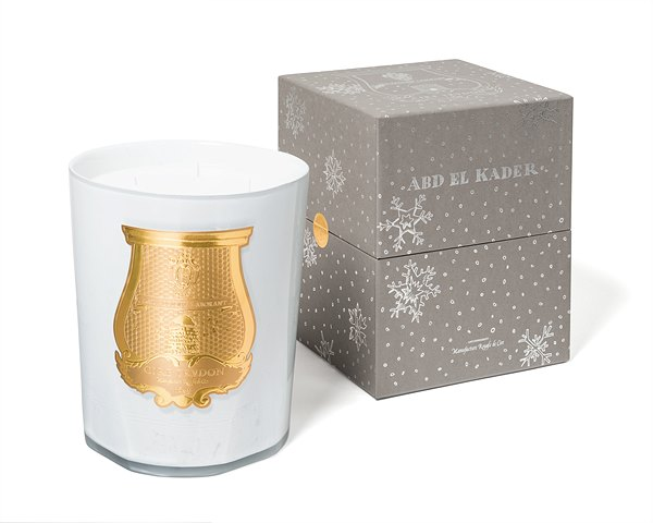 Cire Trudon - Christmas collection 2019 - Abd el Kader 3kg candle + box EUR 389 (c) Zweigstelle