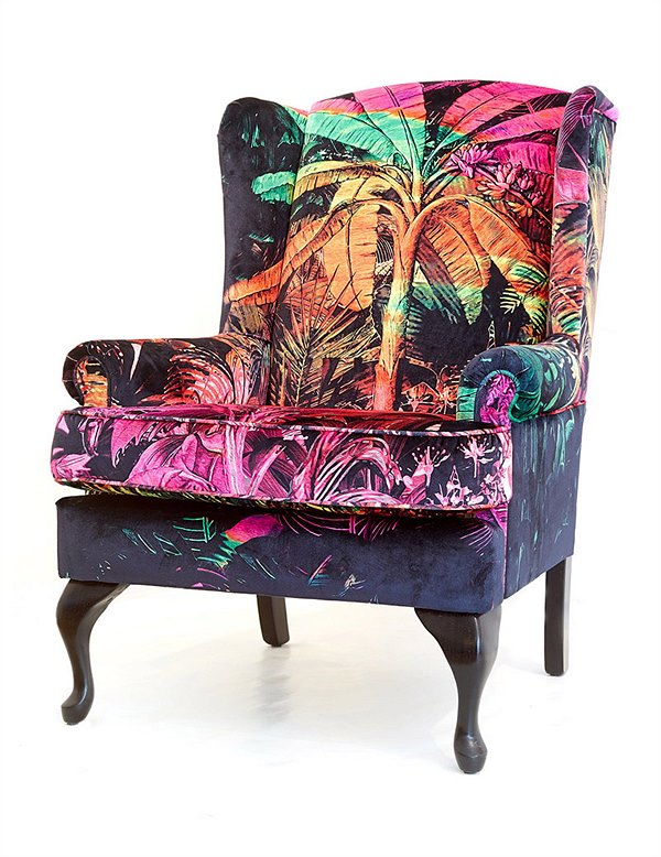 Kerrie Brown Palm Chair © Copyright Kerrie Brown Pty Ltd