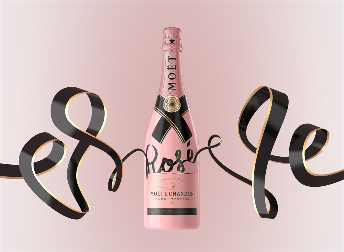 Moet Chandon Living Ties Limited Edition EUR 59,95_rose_beautyshot
