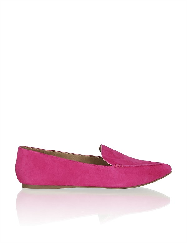 HUMANIC 14 Kate Gray Veloursleder-Slipper EUR 59,95 1341200257