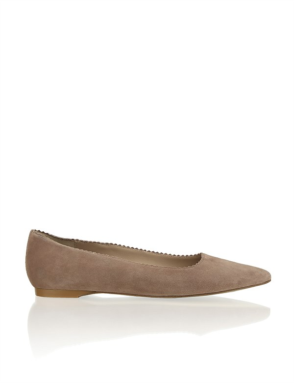 HUMANIC 42 Lazzarini Veloursleder-Slipper EUR 69,95 1111301357
