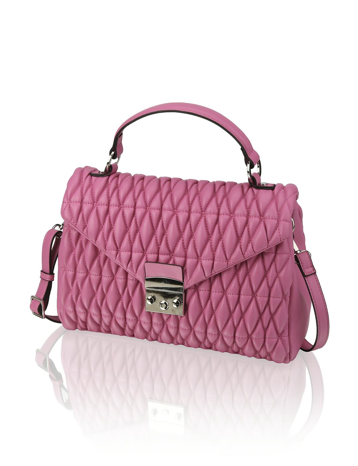 HUMANIC 53 Kate Gray Quilted Bag EUR 59,95 6131002007