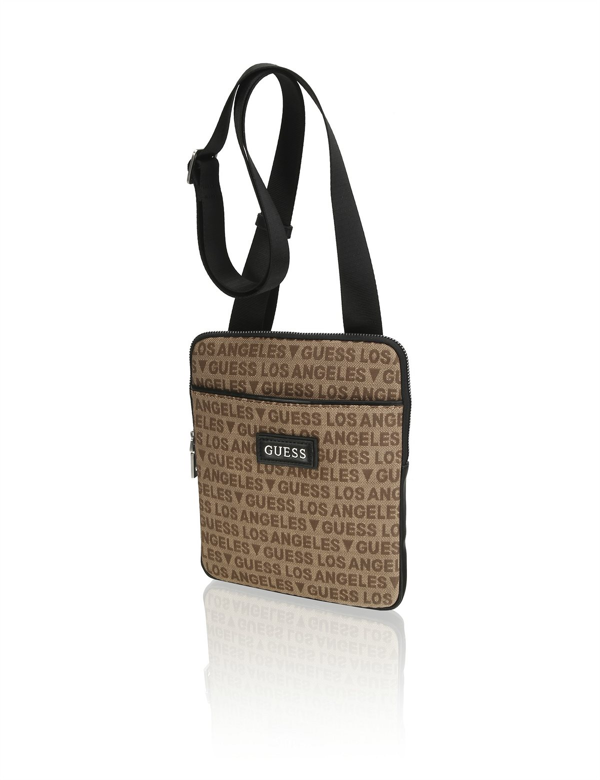 HUMANIC 11 Guess Textil-Crossover Bag EUR 74,95 6201400656