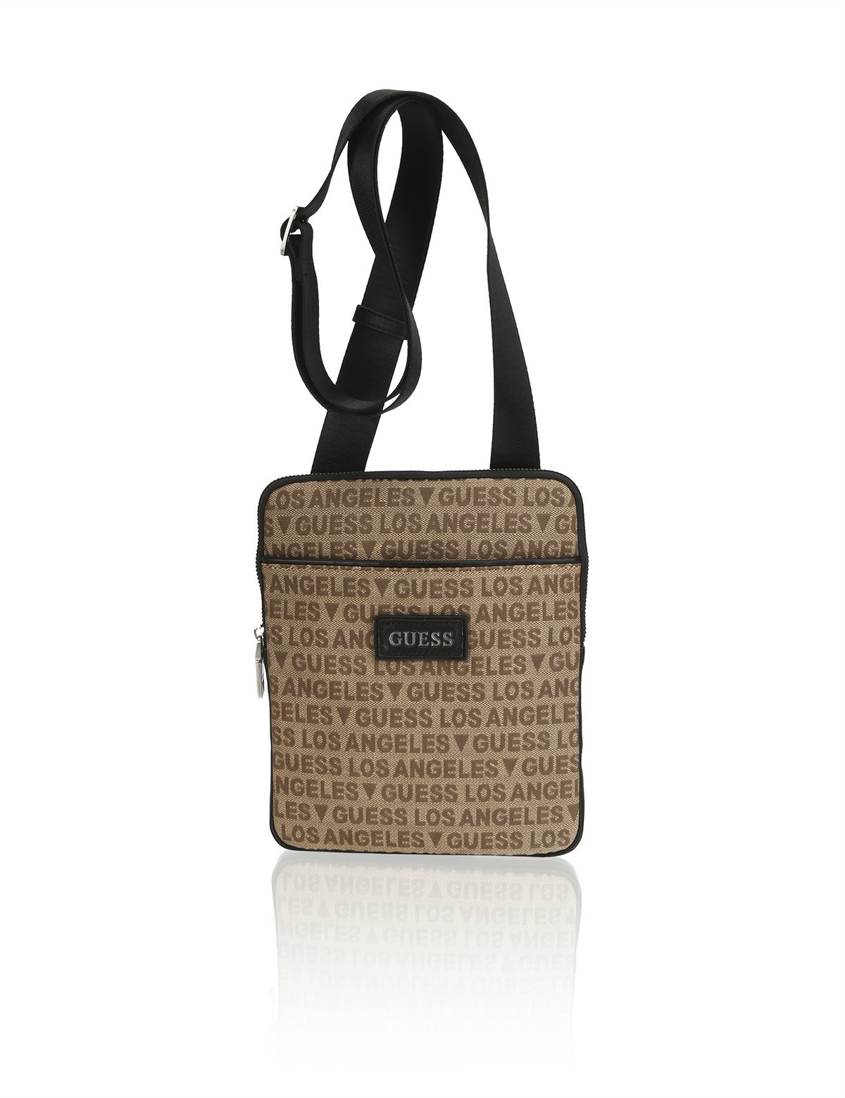 HUMANIC 12 Guess Textil-Crossover Bag EUR 74,95 6201400656
