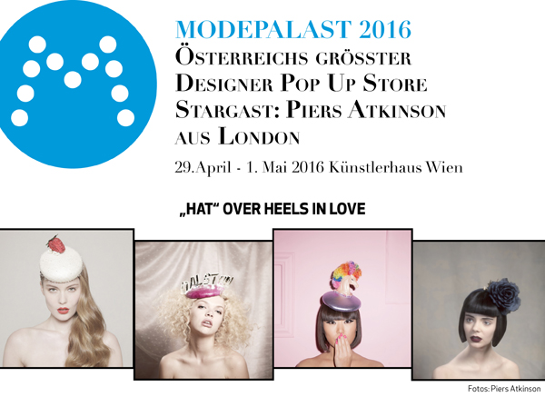 Modepalast 2016 Cover